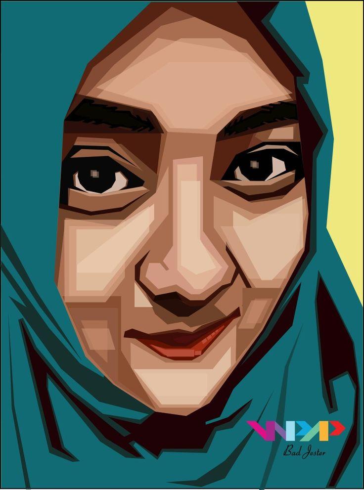 Hijab - skintone of wpap