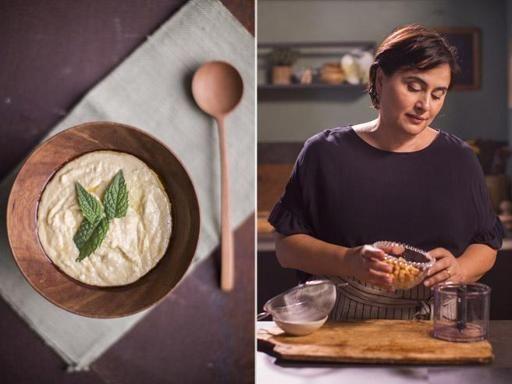 Hummus di Ceci senza aglio