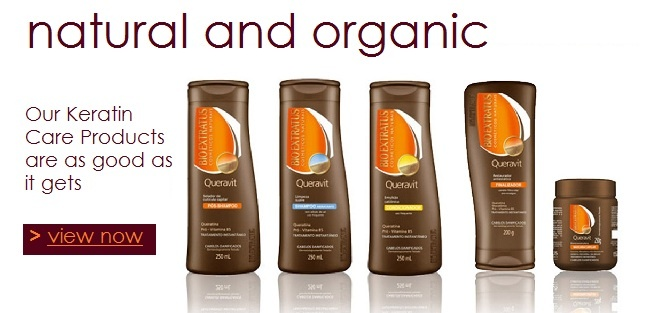 Keratin Care products like the BioExtratus QueraVit range are really important for maintaining a Keratin straightening treatment, but they also work well on all types of hair, repairing and protecting.  more info- http://escovaprogress.com/keratin-shampoo-with-keratin-conditioners/