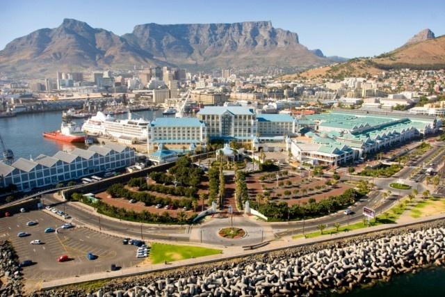 Situated at the heart of Cape Town's bustling Victoria and Alfred Waterfront, the extraordinary Table Bay Hotel combines Victorian elegance with contemporary charm.The Table Bay Hotel is located in the hub of one of the world's most picturesque working harbours.