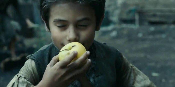 bambino-mela