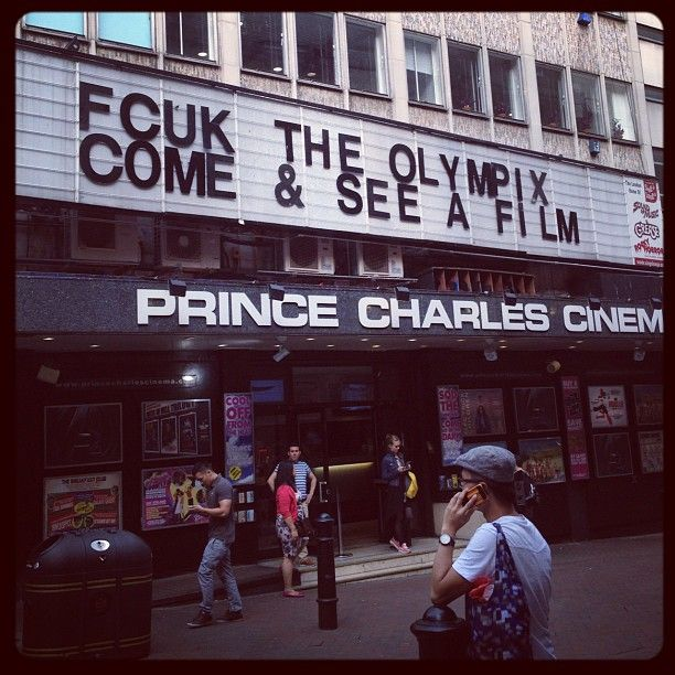 Prince Charles Cinema , London, Greater London http://www.shortlist.com/entertainment/films/coolest-cinemas-in-the-uk