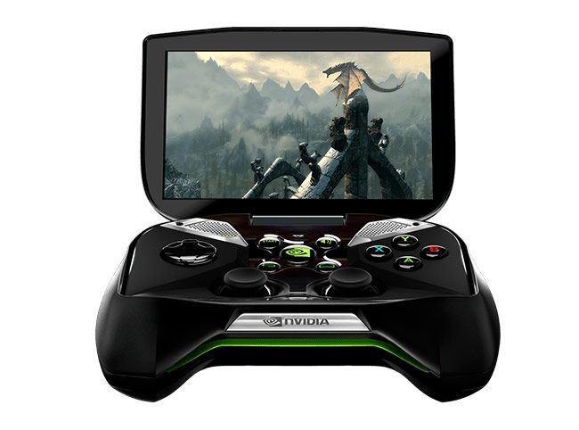 NVIDIA Shield Gets Unboxed (Video) - The NVIDIA Shield is powered by a NVIDIA Tegra 4 processor and comes with Android Jelly Bean, the device also features 2GB of RAM and a console grade controller with dual analog joysticks, a full-sized D-Pad, left and right analog triggers, full-sized bumpers and A/B/X/Y buttons. | Geeky Gadgets