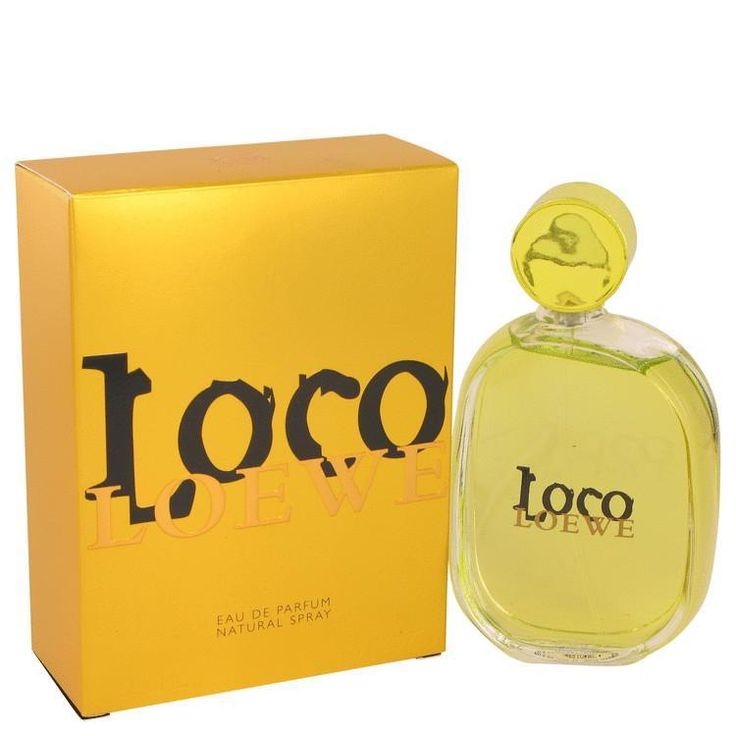 Now available on our store: Loco Loewe by Loewe Eau De Parfum Spray 1.7 oz Check it out here! Loco Loewe by Loewe Eau De Parfum Spray 1.7 oz