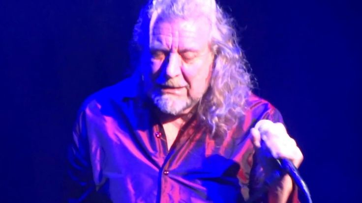 Brilliant performance of Gallows Pole by Robert Plant at Colston Hall, Bristol