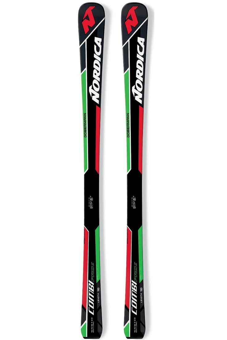 2017 Nordica Junior Doberman Combination Pro S Flat Race Ski