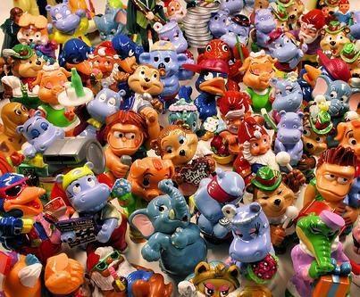 Kinder Surprise Toys!
