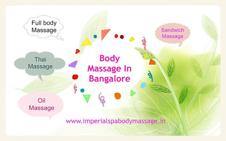 Body Massage In Bangalore-Body Massage Deals In Bangalore