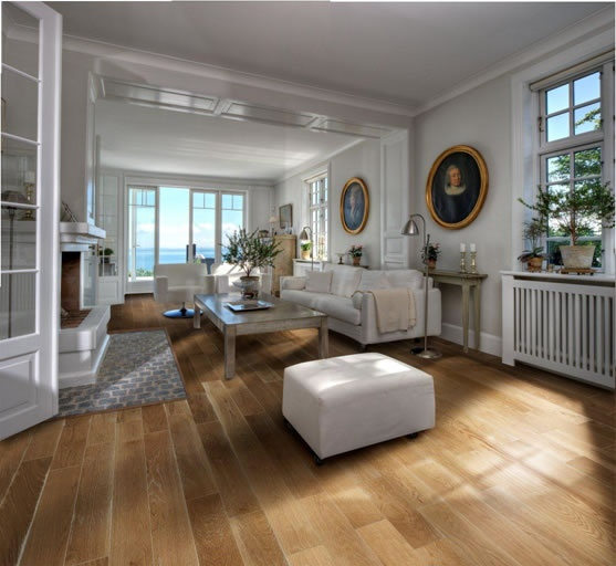 Kahrs Oak Barnacle Engineered Wood Flooring