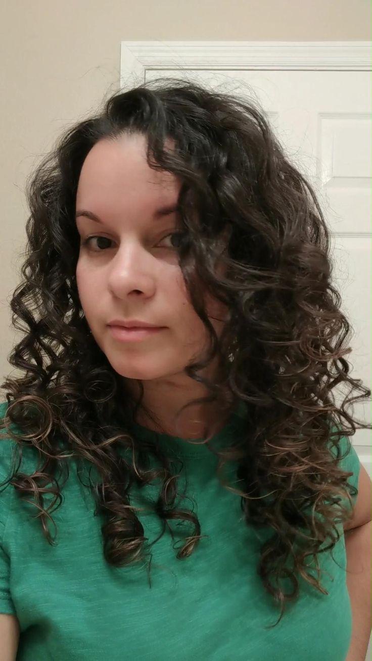 Pin on hair hacks curly