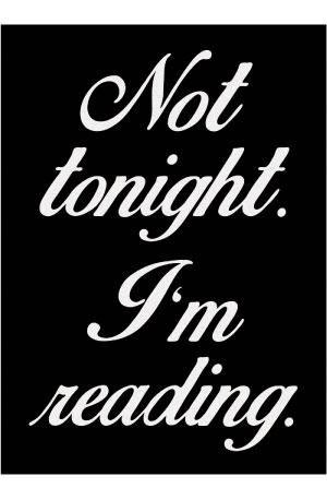 MAG: Not Tonight. I'm Reading Magnetics