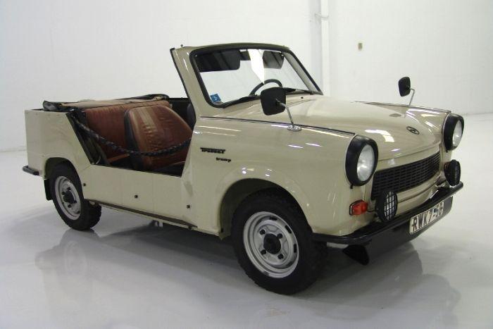 1985 Trabant Tramp