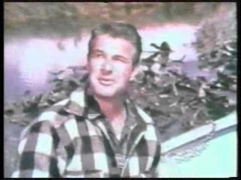 Old TV Commercial of Winston, Salem and Camel Cigarettes