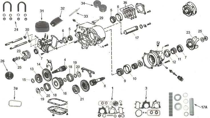 15 best Jeep WIllys Parts Diagrams images on Pinterest | Jeep willys, Jeep 4x4 and Jeep cj