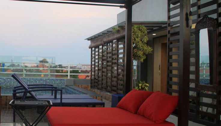 A Residence Bali. A place to stay when you in bali, this A residence located in Kuta, residence with a nice rooms, quiet environment, take you a minute to walk to the center of Kuta, personal service to make you feel like a home. Every room has coffee or a tea maker, flat tv, personal safe, mini bar, toilet. http://www.zocko.com/z/JGXGh