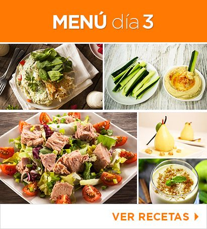 35 recetas f ciles para bajar de peso dieta saludable for Comidas rapidas sin cocinar