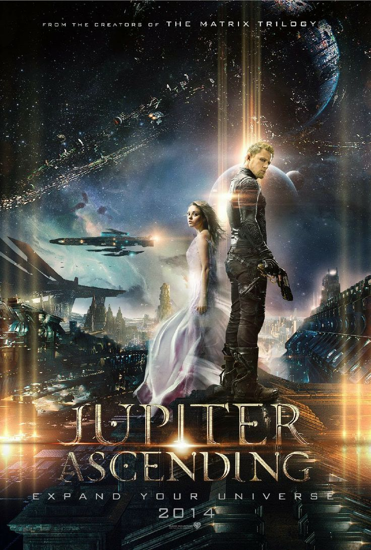 Jupiter Ascending... terrible casting, but I still kinda want to see it.