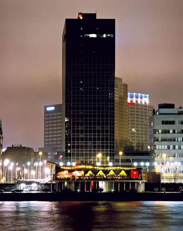 Blits, Rotterdam, restaurant by Marcel Wanders