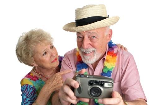 Just seniors dating