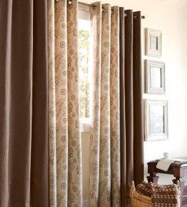 17 best Curtain Ideas images on Pinterest Curtain ideas Curtain
