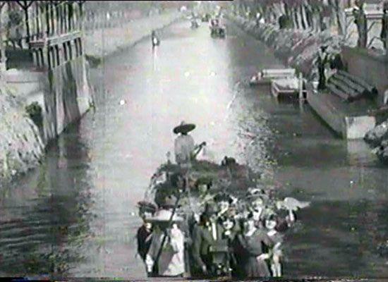 GALERIA DE FOTOS DEL CANAL DE LAVIGA, 1855-2006, Rehabilitación deEl Canal Nacional
