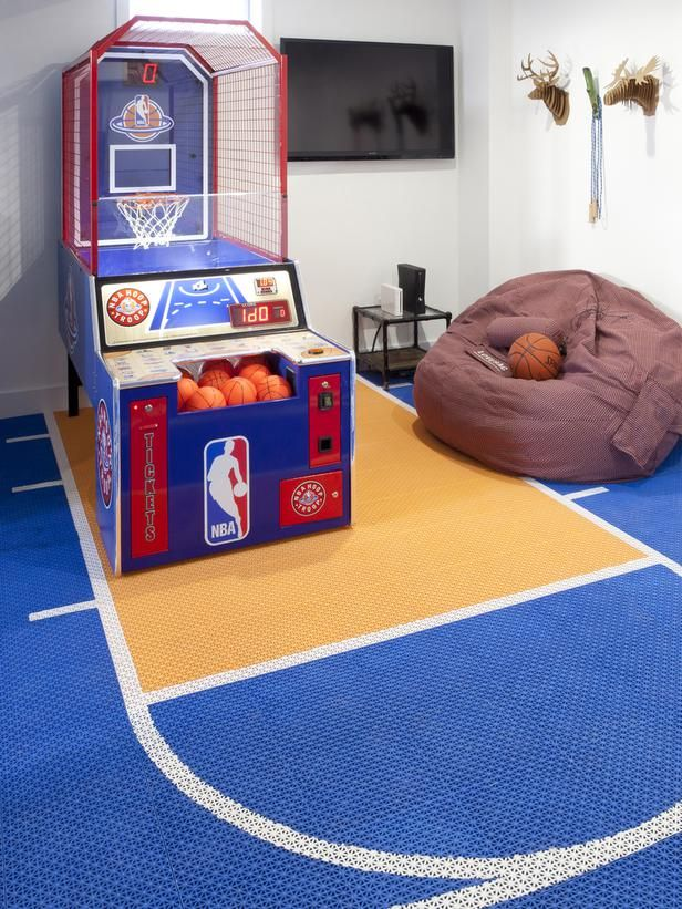 Best 25 basketball bedroom ideas on pinterest basketball room boys basket - Deco basketball chambre ...