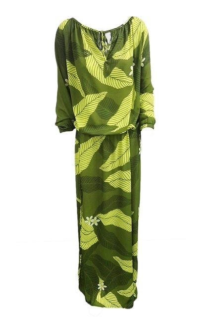 Tui Dress - SHOP ONLINE-Womens : Resort Clothing Auckland, Resort Wear New Zealand, Samoan Dresses - Pacific Clothiing MENA