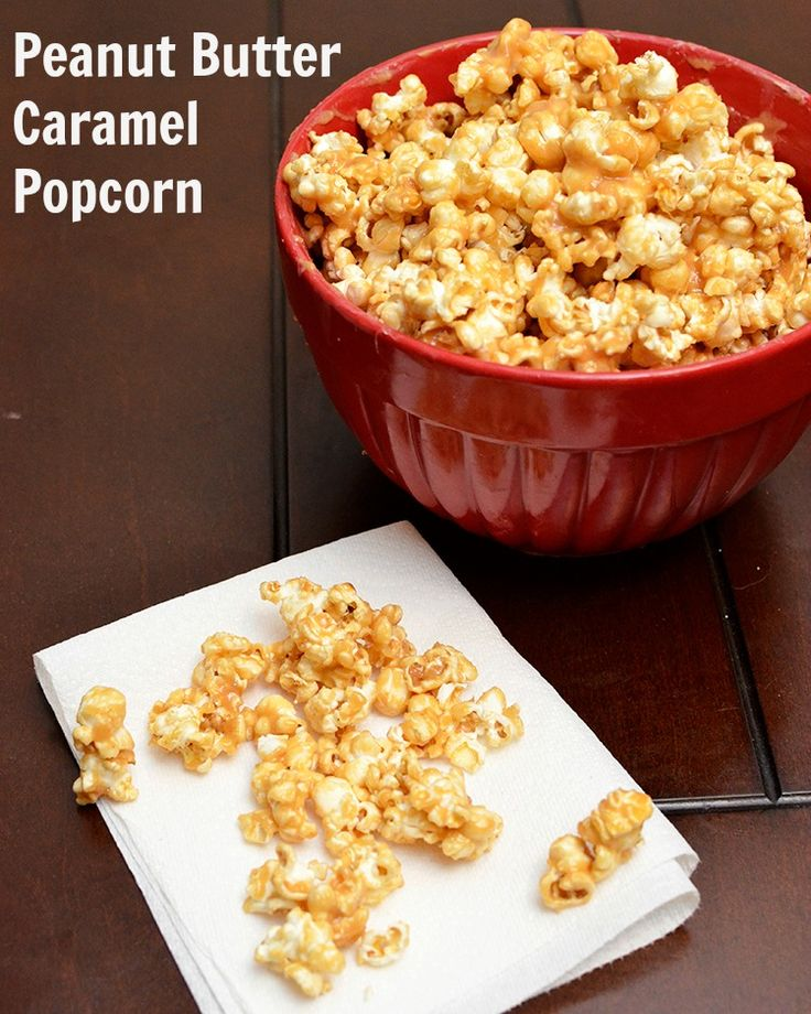 how to make toffee popcorn in the microwave