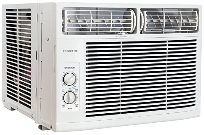 Frigidaire Ffra1011r1 10 000 Btu 115v Window Mounted Mini Compact Air Conditioner Wi Window Air Conditioner Best Window Air Conditioner Compact Air Conditioner