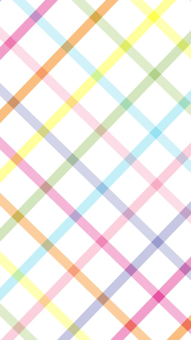 Inspiration Photographs And Backgrounds Pastel Plaid Pattern White Easter Wallpaper Spring