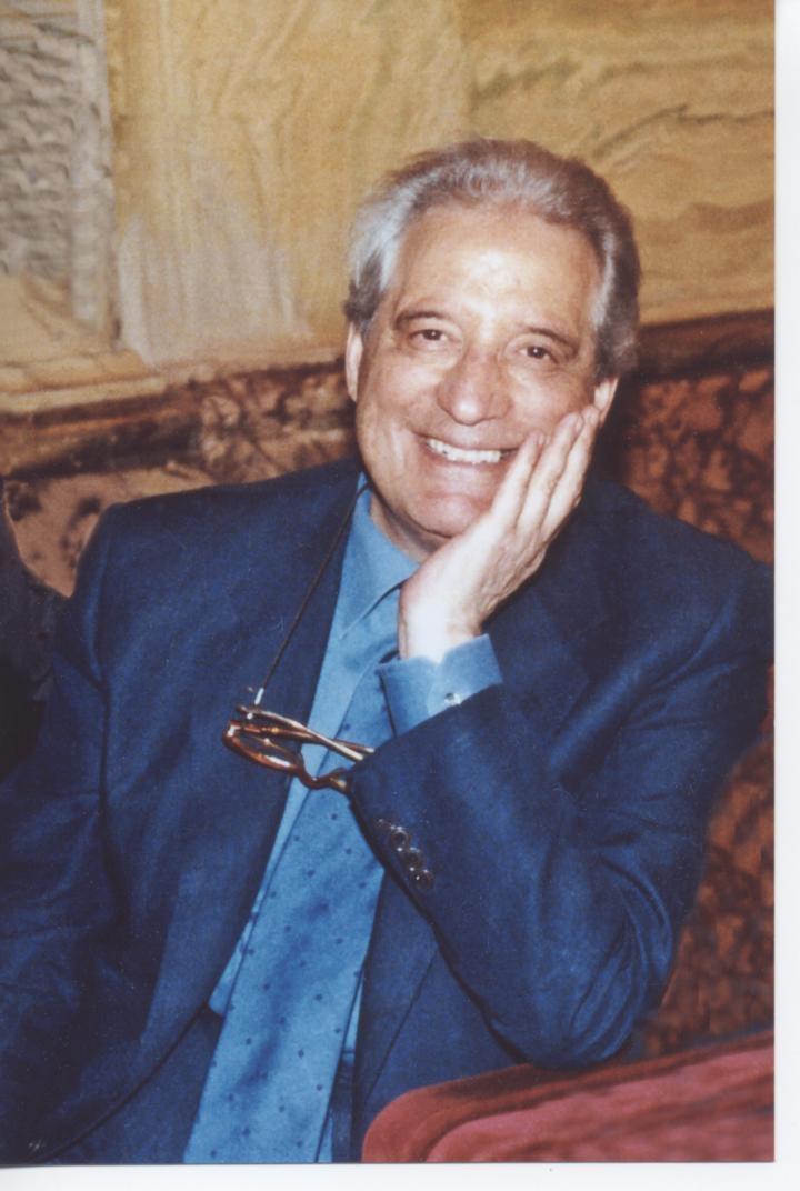 Prof. Arch. Gian Carlo Leoncilli Massi, compositore - Un sorriso che ci manca