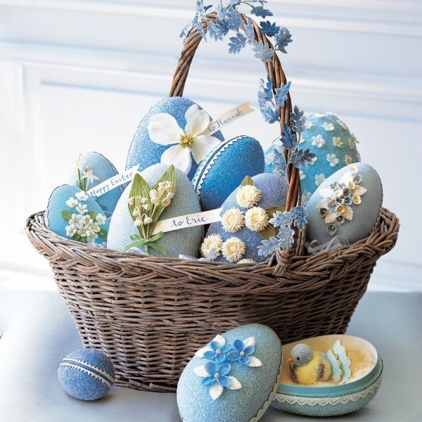 корзиночки для пасхальных яиц своими руками: 7 тыс ...