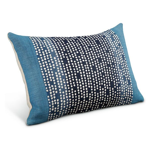 Accent pillows pillows and catalog on pinterest for Room and board pillows