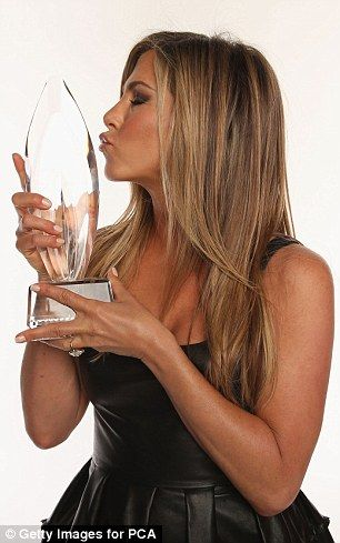 Jennifer Aniston - People's Choice Awards 2013 // Favourite Comedic Movie Actress award