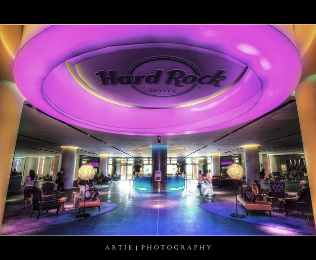 Hard Rock Hotel Singapore, Resorts World Sentosa :: HDR by Artie | Photography :: Off to Paris & Rome !, via Flickr