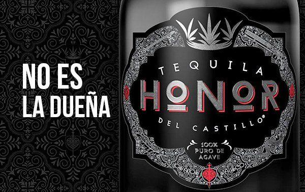 Tequila Honor Del Castillo