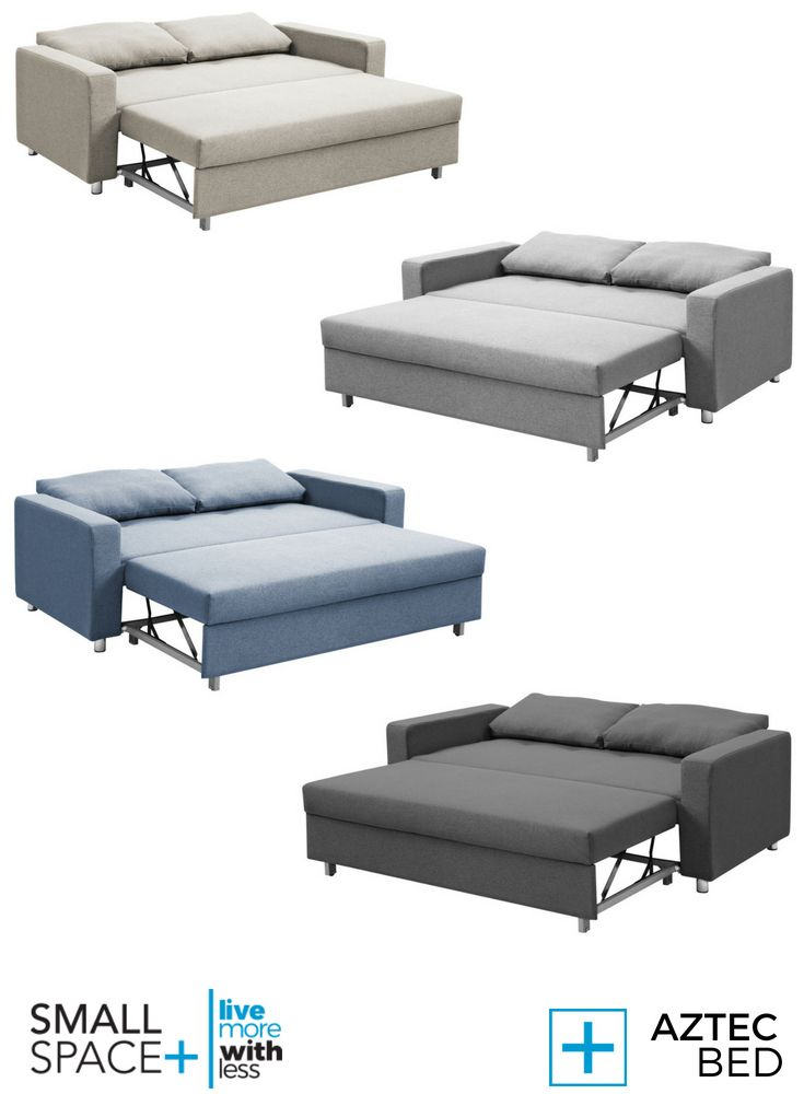 Say Yes To Overnight Guests Beige Light Grey Blue Dark Grey Small Room Sofa Small Room Sofa Bed Grey Sofa Bed