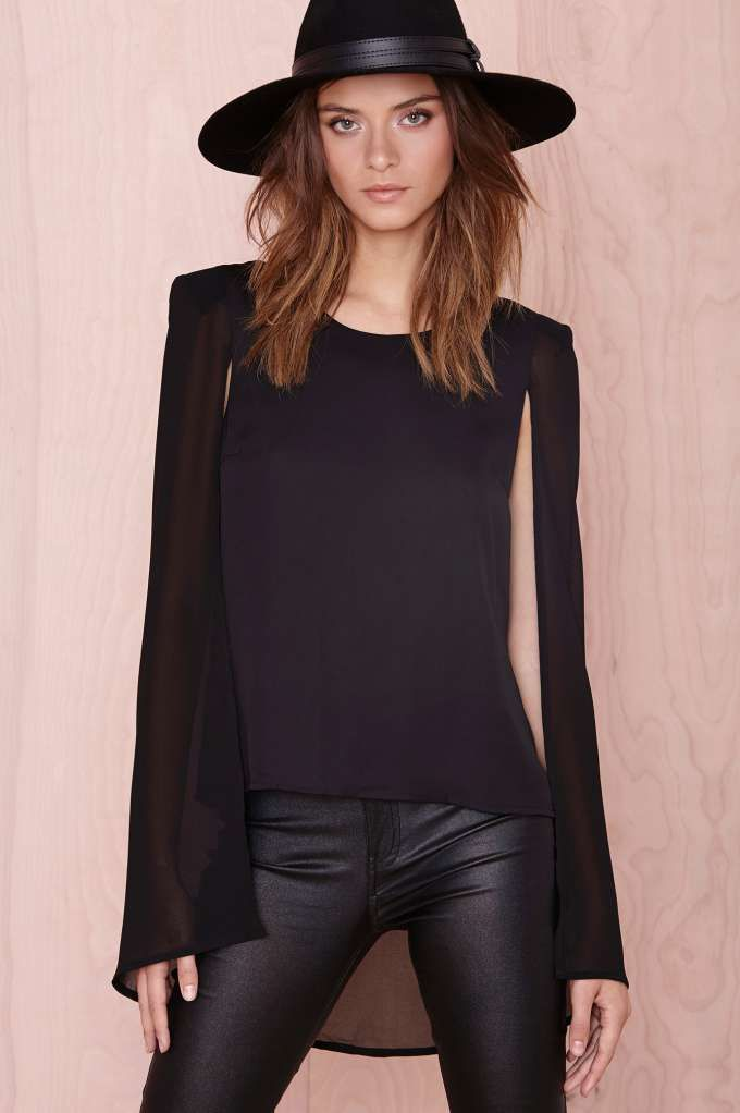Nasty Gal Monica Top | Shop What's New at Nasty Gal