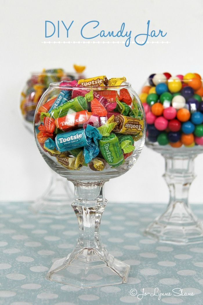 Best 25+ Candy jars ideas on Pinterest | Frosty the