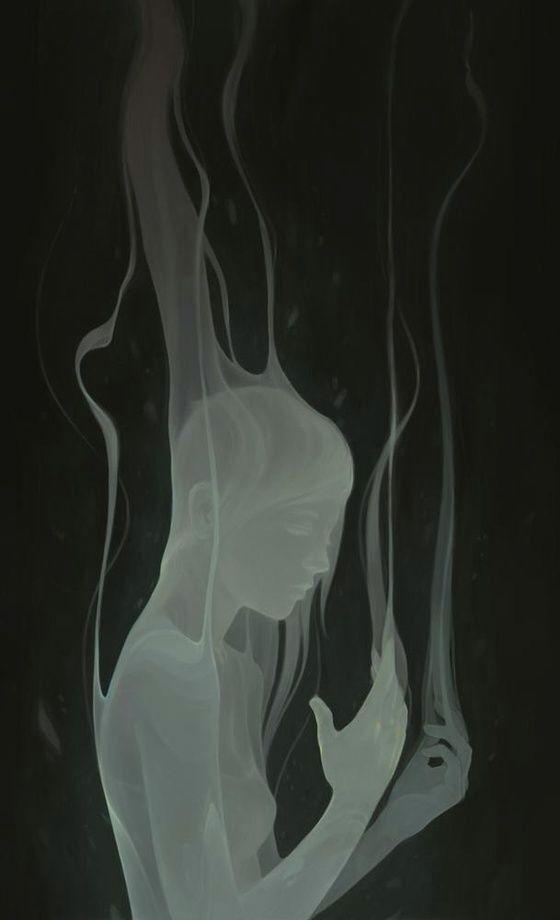 Going Up In Smoke by Ashley Mackenzie