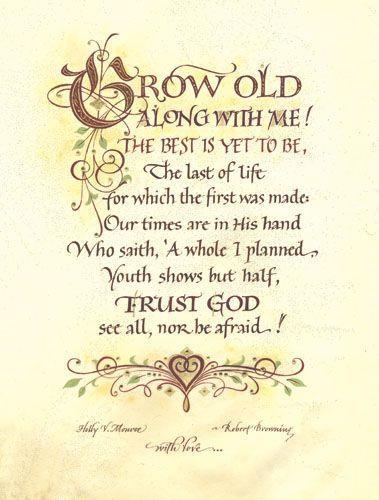 Rabbi Ben Ezra by Robert Browning #poem