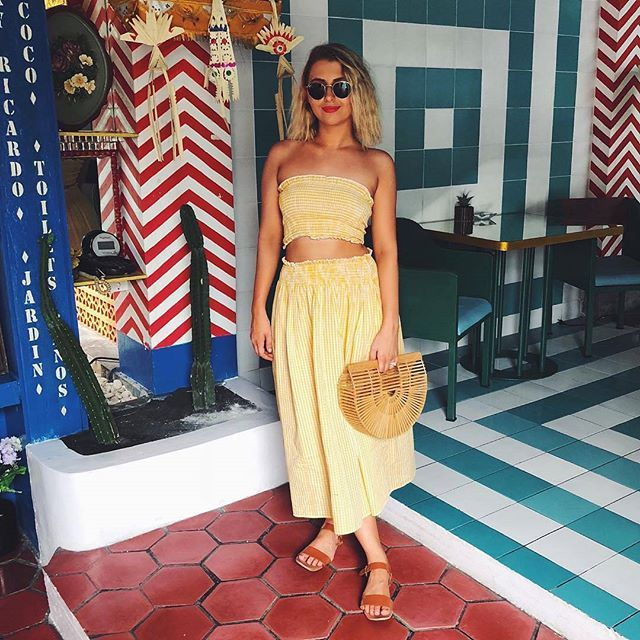 THE PERF SUMMER SET♡ @ashleighdamico wears our Laguna Belle Set☀️ Shop her look online now! #PollyGalpollygal #PrincessPolly