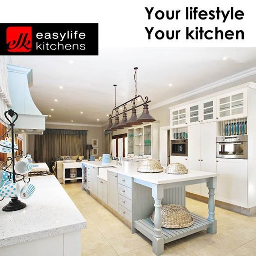 Style never looked more elegant than a kitchen designed and installed by Easylife Kitchens George. No kitchen too big or too small, we will furnish them all. Contact our professional sales team for a consultation. #lifestyle #designerkitchens #decor