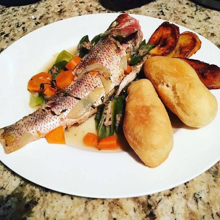575 best jamaican food recipes images on pinterest for Jamaican fish recipes