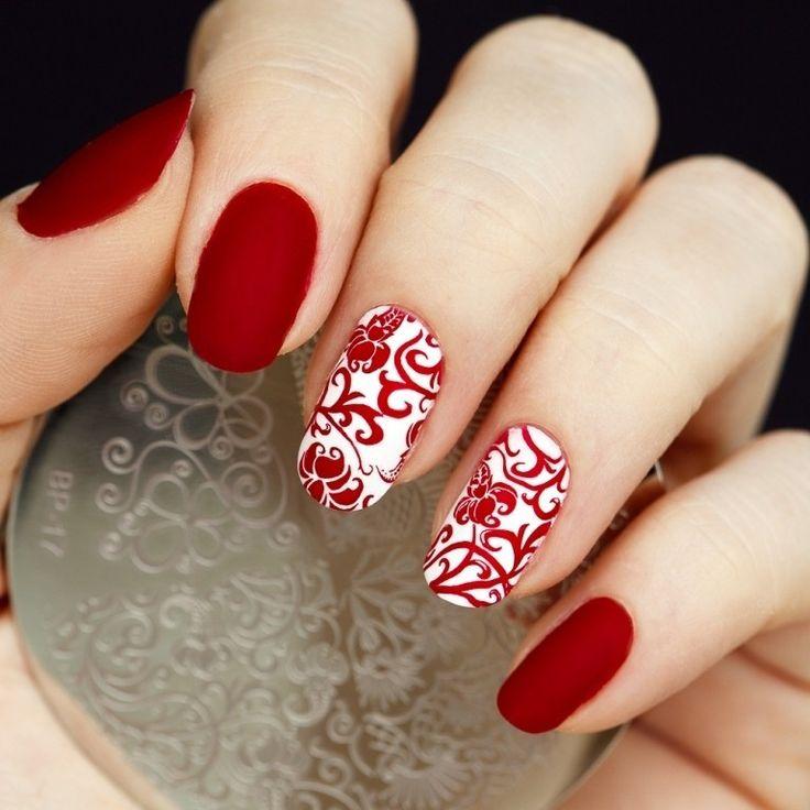 Best 25+ Valentine day nails ideas on Pinterest | Valentine's day nail  design, Valentine's day nail designs and Who is valentine - Best 25+ Valentine Day Nails Ideas On Pinterest Valentine's Day