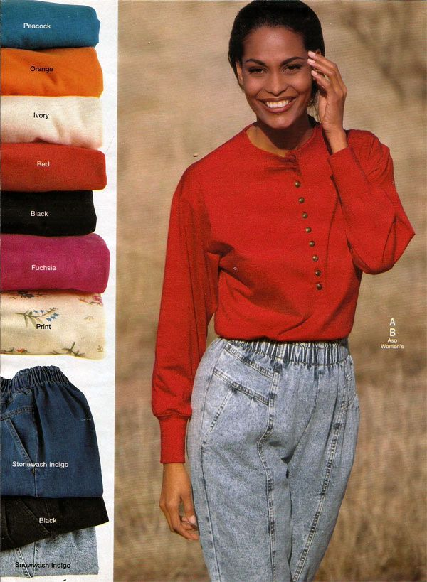 1990s fashion black women