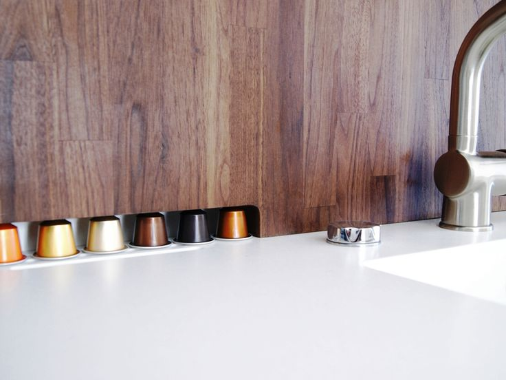 Nespresso | Küche | Schauraum | krumhuber.design  #planung #einrichtung #architektur