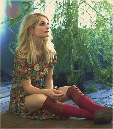 Alison Sudol from A Fine Frenzy