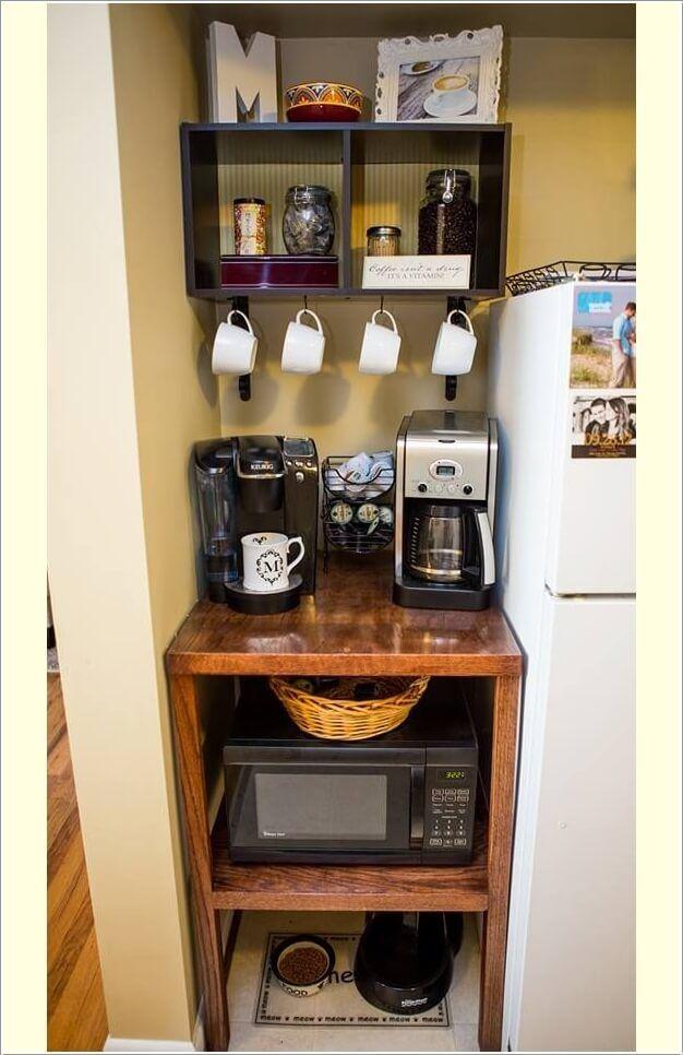 Best 25+ Coffee stations ideas on Pinterest | Coffee bar ...