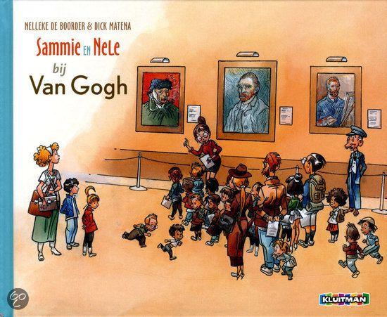 Nelleke de Boorder & Dick Matena - Sammie en Nele bij Van Gogh (4+)